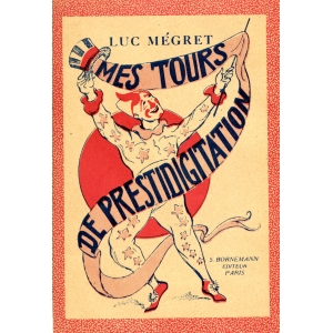 MES TOURS DE PRESTIDIGITATION