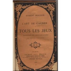 L'ART DE GAGNER A TOUS LES JEUX