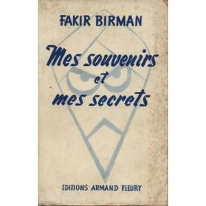 FAKIR BIRMAN
