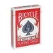 JEU DE CARTES BICYCLE RIDER BACK ROUGE