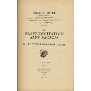 DHOTEL Docteur Jules (Hédolt)