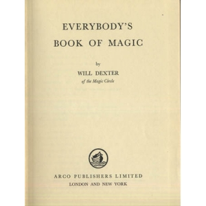 EVERYBODY'S BOOK OF MAGIC