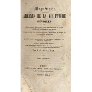 CAHAGNET L. Alph.