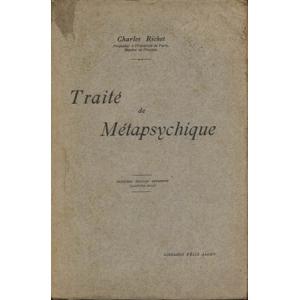 TRAITE DE METAPSYCHIQUE