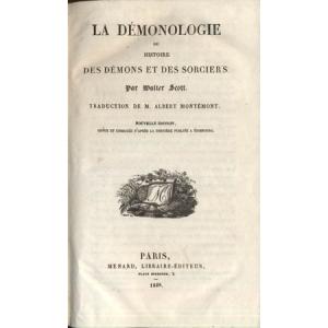 DEMONOLOGIE OU HISTOIRE DES DEMONS ET DES SORCIERS