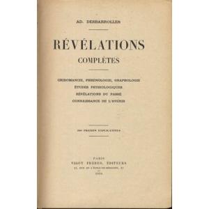 REVELATIONS COMPLETES