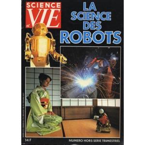 SCIENCE ET VIE – SCIENCE DES ROBOTS (LA)