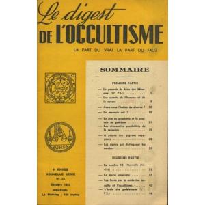 LE DIGEST DE L'OCCULTISME
