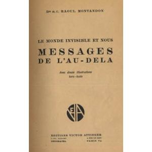 MONTANDON Raoul H.C.