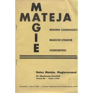 MAGIE – MATEJA