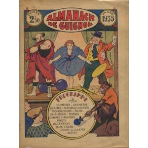 ALMANACH DE GUIGNOL – ANNEE 1935