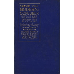 THE MODERN CONJURER AND DRAWING ROOM ENTERTAINER