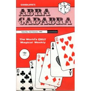 GOODLIFFE'S ABRACADABRA – 6 REVUES
