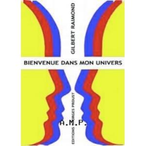 BIENVENUE DANS MON UNIVERS