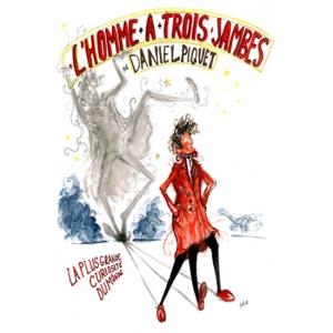 L'HOMME À TROIS JAMBES