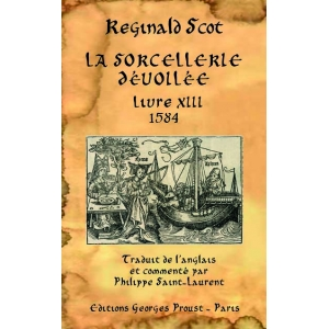 Reginald Scot, La Sorcellerie dévoilée