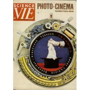 SCIENCE ET VIE  – PHOTO-CINEMA
