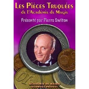 DVD Les Pièces Truquées de l'Académie de Magie