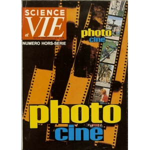 SCIENCE ET VIE – PHOTO CINE