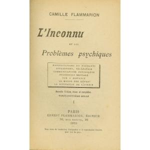 FLAMMARION Camille