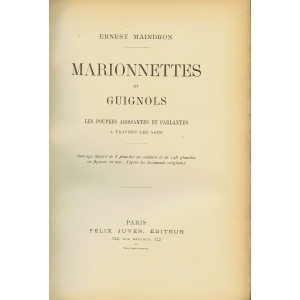 MAINDRON Ernest