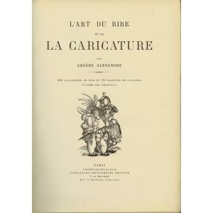 L'ART DU RIRE ET DE LA CARICATURE