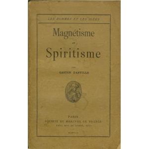 MAGNETISME ET SPIRITISME