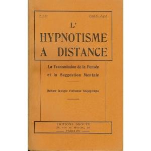 L'HYPNOTISME A DISTANCE