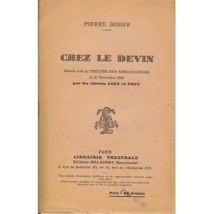CHEZ LE DEVIN