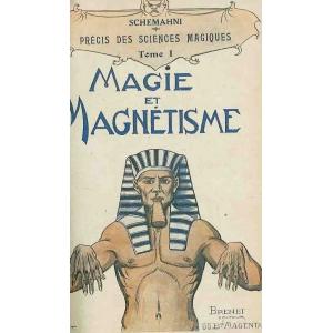PRECIS DES SCIENCES MAGIQUES – MAGIE ET MAGNETISME – TOME I
