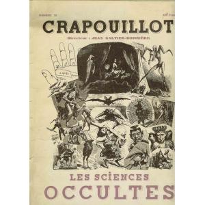 CRAPOUILLOT (LE) – LES SCIENCES OCCULTES