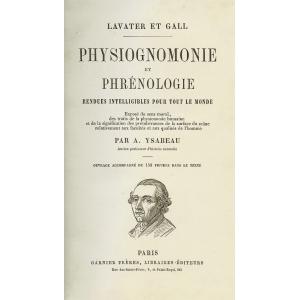 PSYSIOGNOMONIE ET PHRENOLOGIE