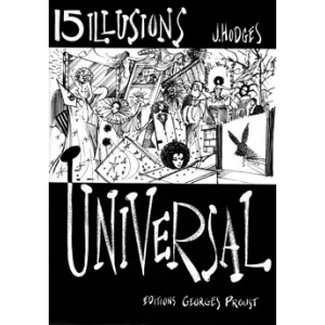 James Hodges, 15 Illusions avec l'Universal