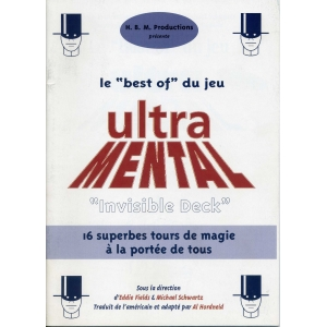 "LE ""BEST OF"" DU JEU ULTRA MENTAL ""INVISIBLE DECK"""