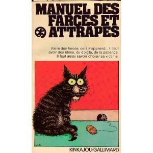 MANUEL DES FARCES ET ATTRAPES, CRAC (DE) A.