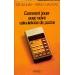 COMMENT JOUER AVEC VOTRE CALCULATRICE DE POCHE, VANNIER & CHAUVE
