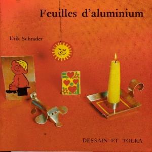 FEUILLES D'ALUMINIUM