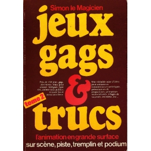 JEUX GAGS & TRUCS - TOME 2