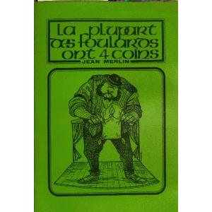 LA PLUPART DES FOULARDS ONT 4 COINS (Jean Merlin)