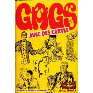 GAGS AVEC DES CARTES