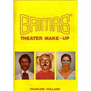 GRIMAS THEATER MAKE-UP