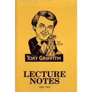 LECTURES NOTES - PART TWO, GRIFFITH Tony