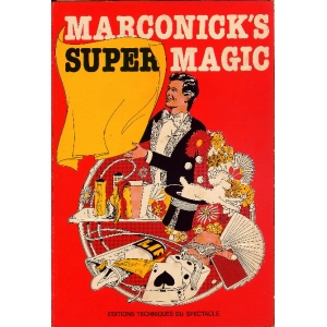 MARCONICK'S SUPER MAGIC, MARCONICKS