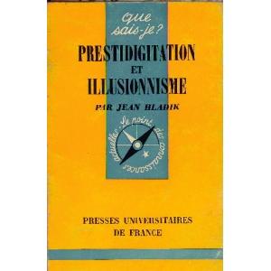 PRESTIDIGITATION ET ILLUSIONNISME, HLADIK Jean