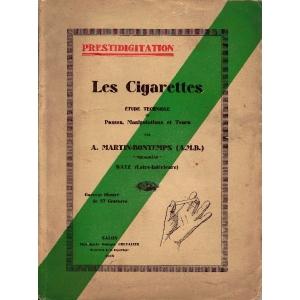 CIGARETTES (LES), MARTIN-BONTEMPS  A.