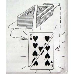 LE JEU DIAGONAL (The Split Deck)