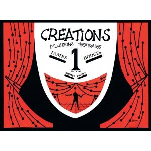 CRÉATIONS D'ILLUSIONS THÉÂTRALES - TOME 1, de James HODGES