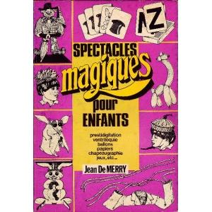 SPECTACLES MAGIQUES POUR ENFANTS, MERRY (DE) Jean