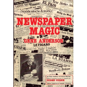 NEWSPAPER MAGIC, ANDERSON Gen
