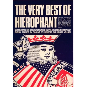 THE VERY BEST OF HIEROPHANT, VOLLMER Richard